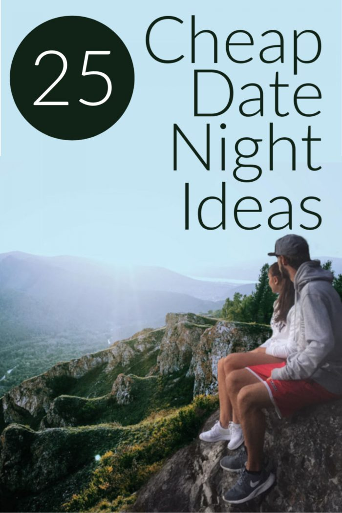 Cheap Date Night Ideas. Go Frugal when spending time on a date for a memorable epic time! #Cheap #Date #DateNight #Frugal #Fun