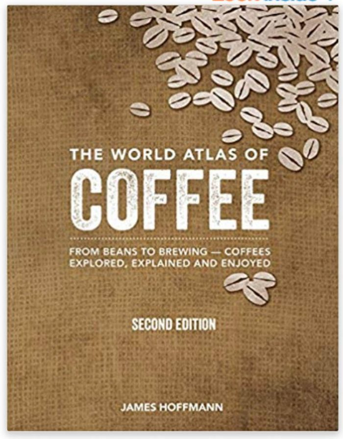 World Atlas of Coffee Book