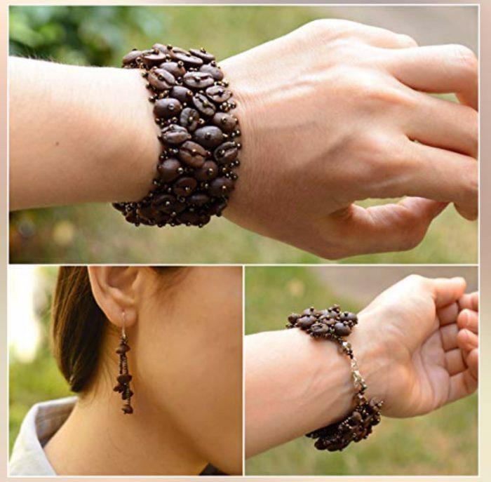 Guatemalan Coffee Bracelet