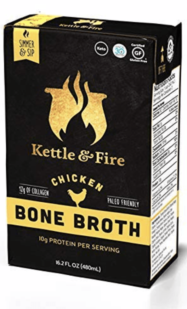 Kettle and Fire Broth