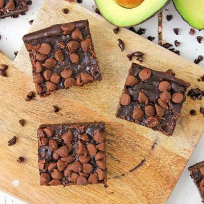 Amazing Avocado Brownies