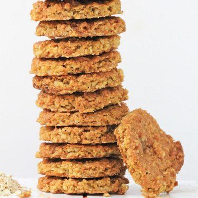 Coconut Flour Oatmeal Cookies – Gluten Free