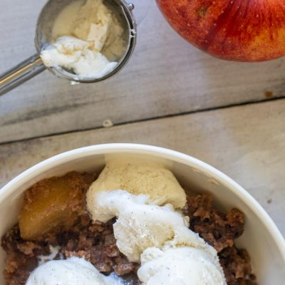 Slow Cooker Apple Dump Cake Recipe