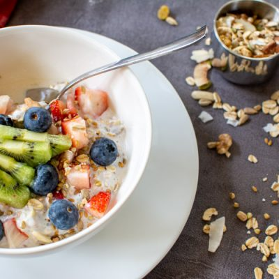 Learn How to Make Overnight Muesli to Change Your Mornings!