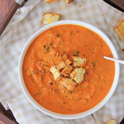 Instant Pot Tomato Florentine Soup