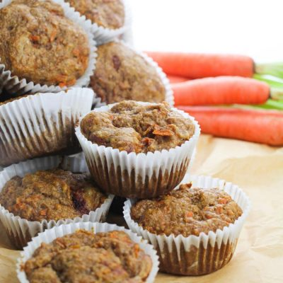Delicious Carrot Muffins Recipe with Healthy Ingredients