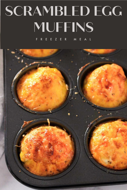 Make Salsa Scrambled Egg Muffin Cups {25 Minutes}