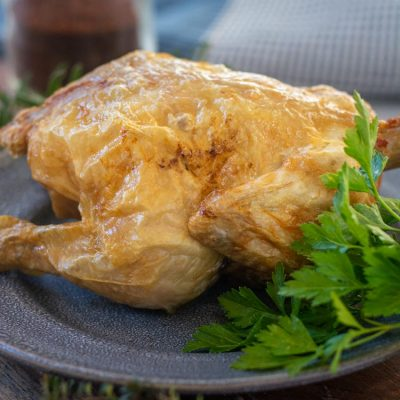 Air Fryer Cornish Hen – 30 Minute Meal