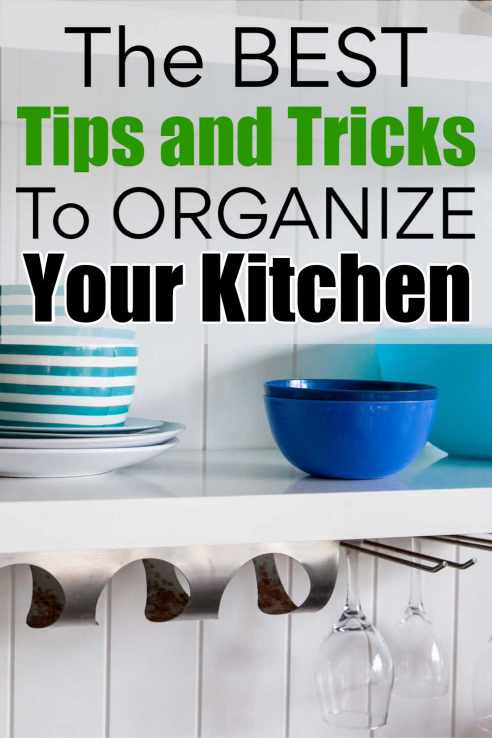 14 Frugal Kitchen Organizing Ideas for Organizing on a Dime