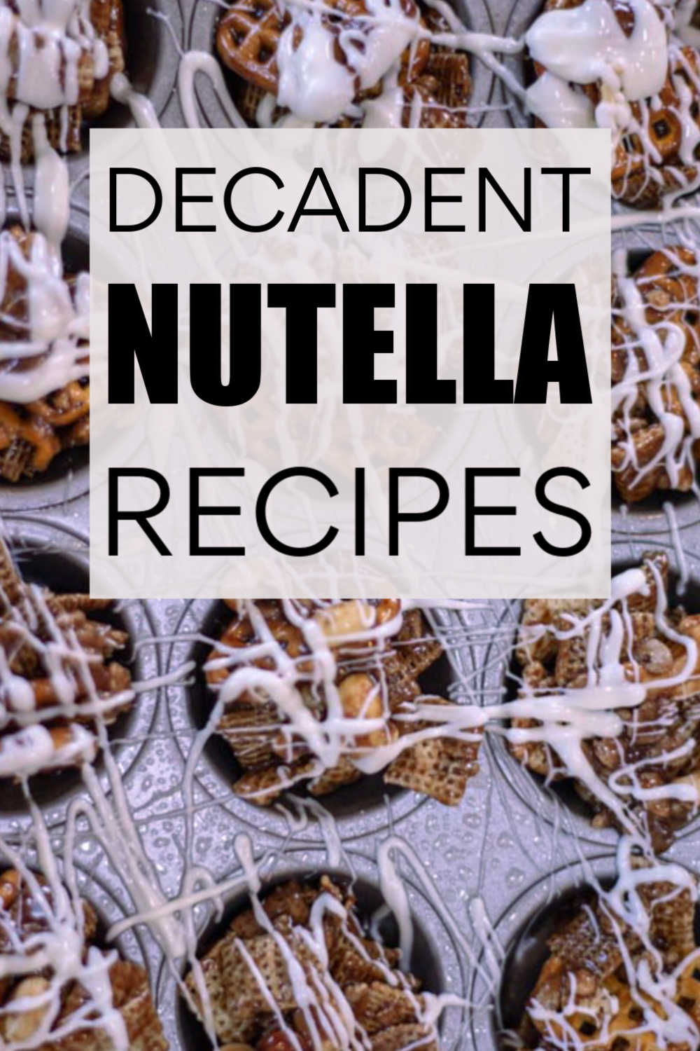 23+ of the Best Nutella Recipes to Make Right Now