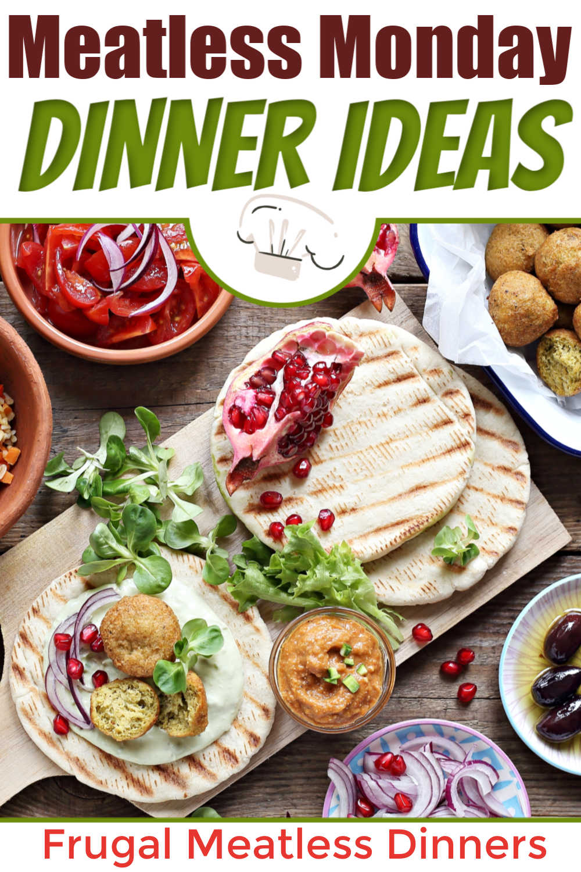 15 Frugal Meatless Dinner Ideas