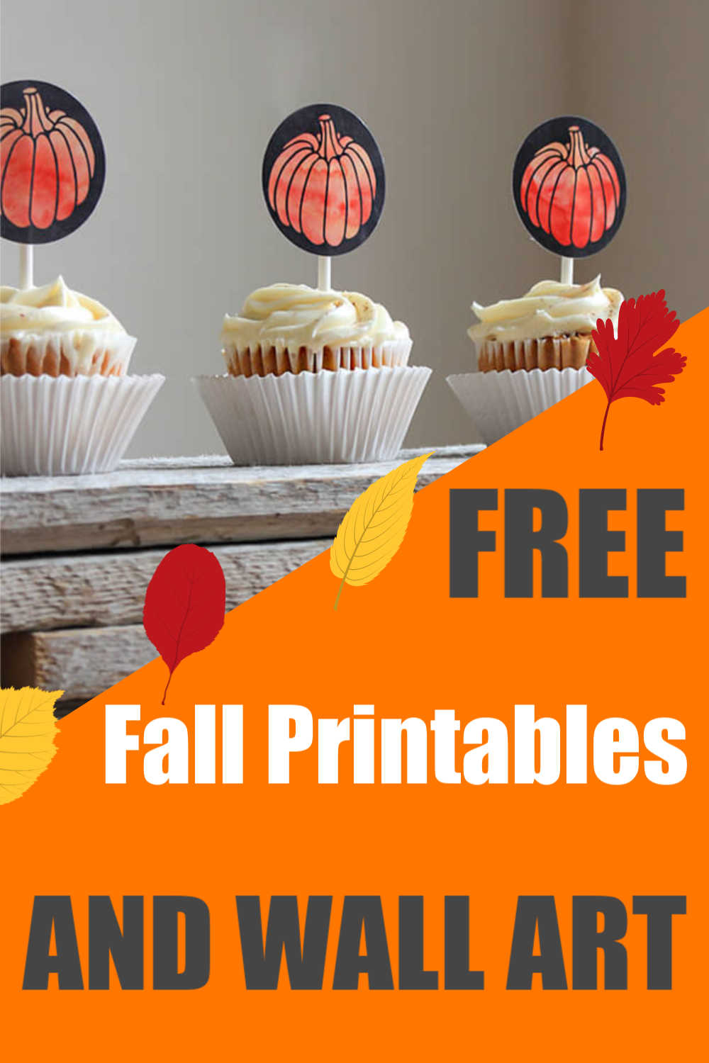 Free Fall Printables and Autumn Wall Art