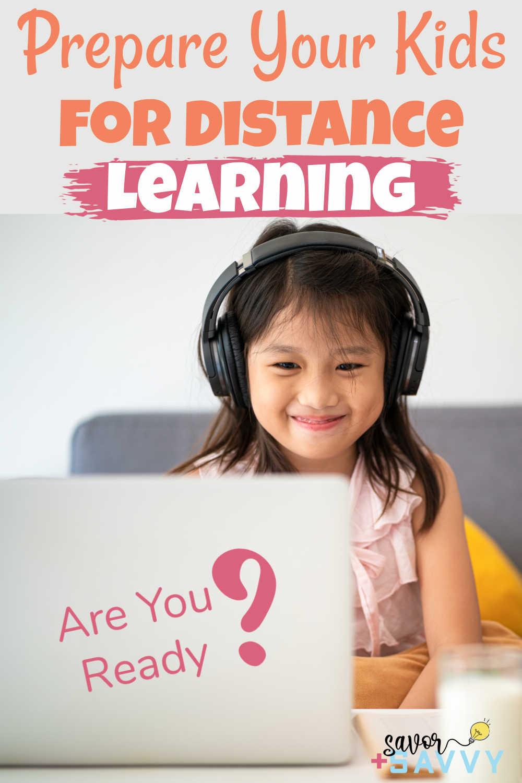Distance Learning Success Tips {Binder Printable Set}