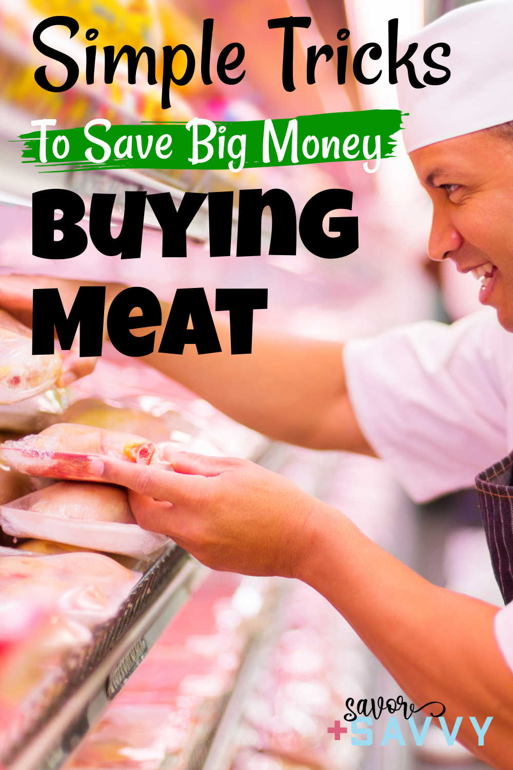 Frugal Tip: Save Money on Meat at the Grocery Store