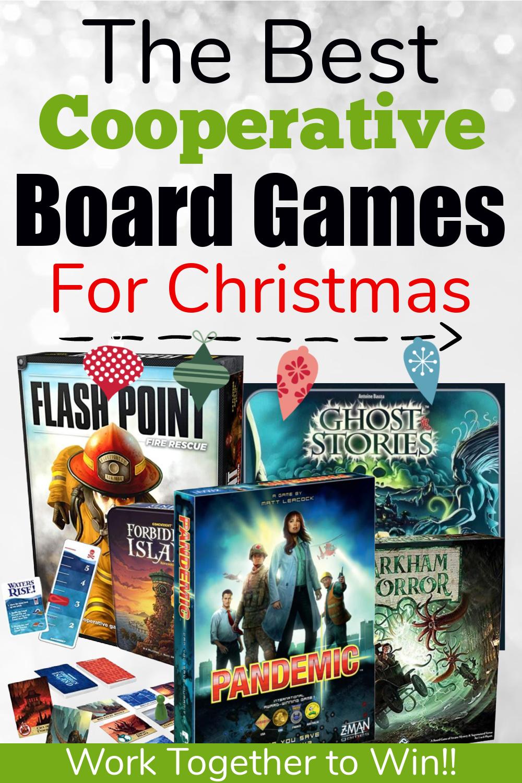 Best Cooperative Board Games