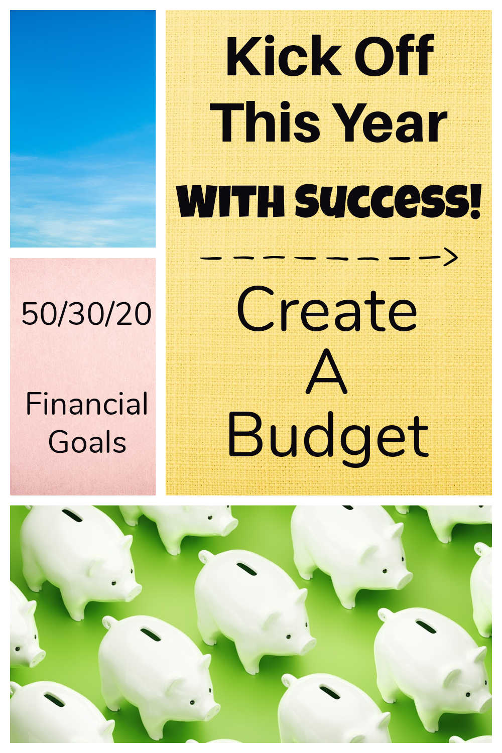 How to Set Up a Budget {the 50/30/20 Way}