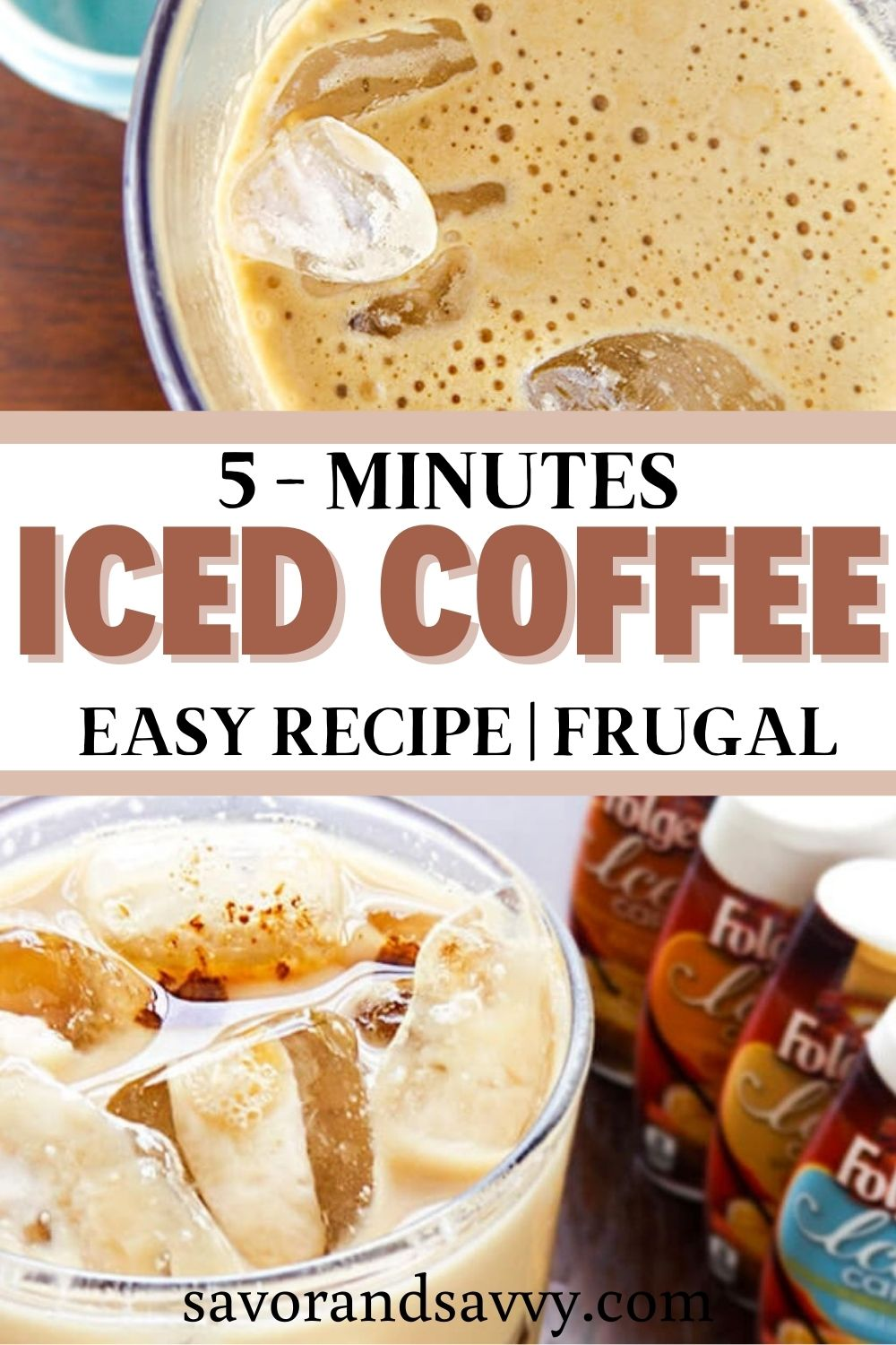 Quick and Easy Iced Coffee