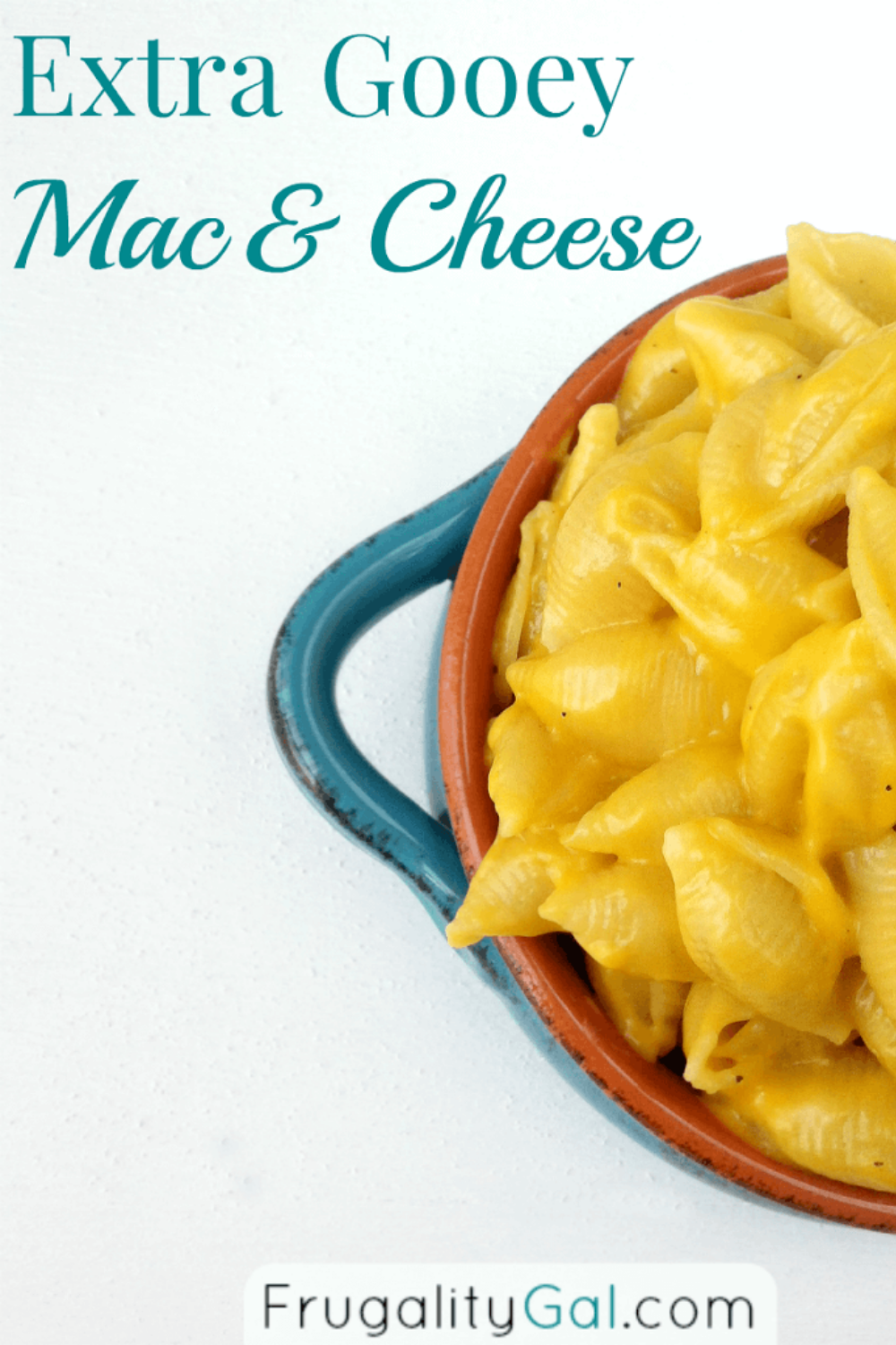 Extra Gooey Mac and Cheese Recipe {30 Minutes}