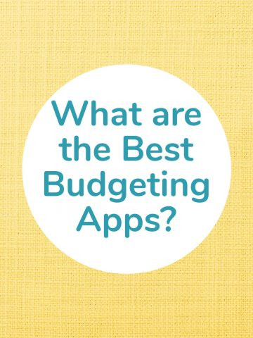 what are the best budget apps sign.
