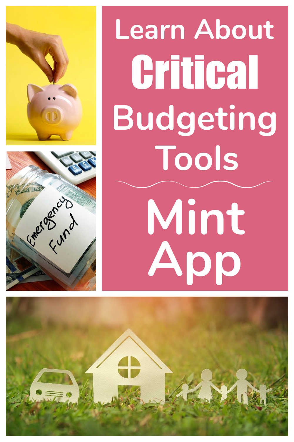 How to Use the Mint App