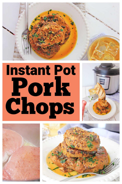 Instant Pot Keto Pork Chops {40 Minutes}