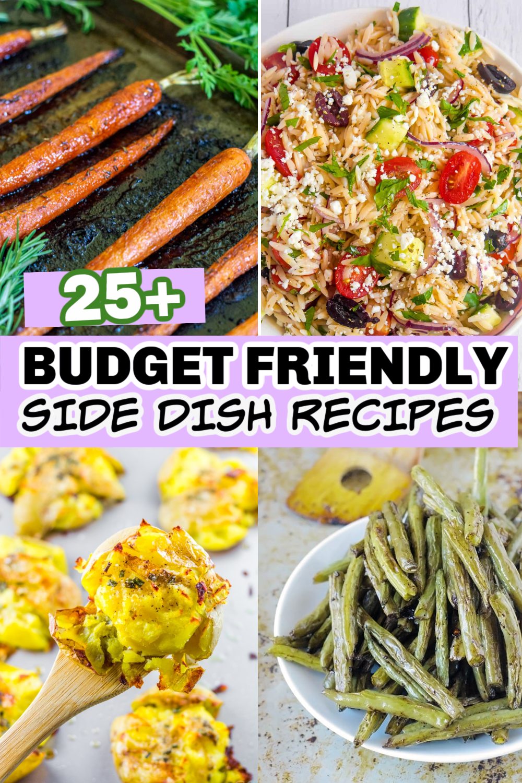 25+ Frugal Side Dish Recipes