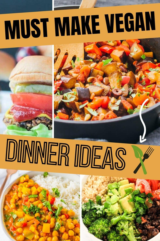 The Best Vegan Dinner Recipes