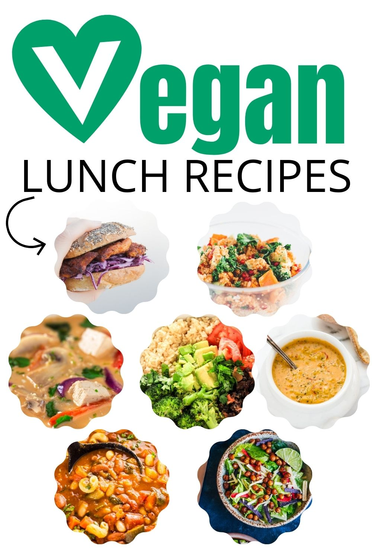 20 Easy Vegan Lunch Ideas