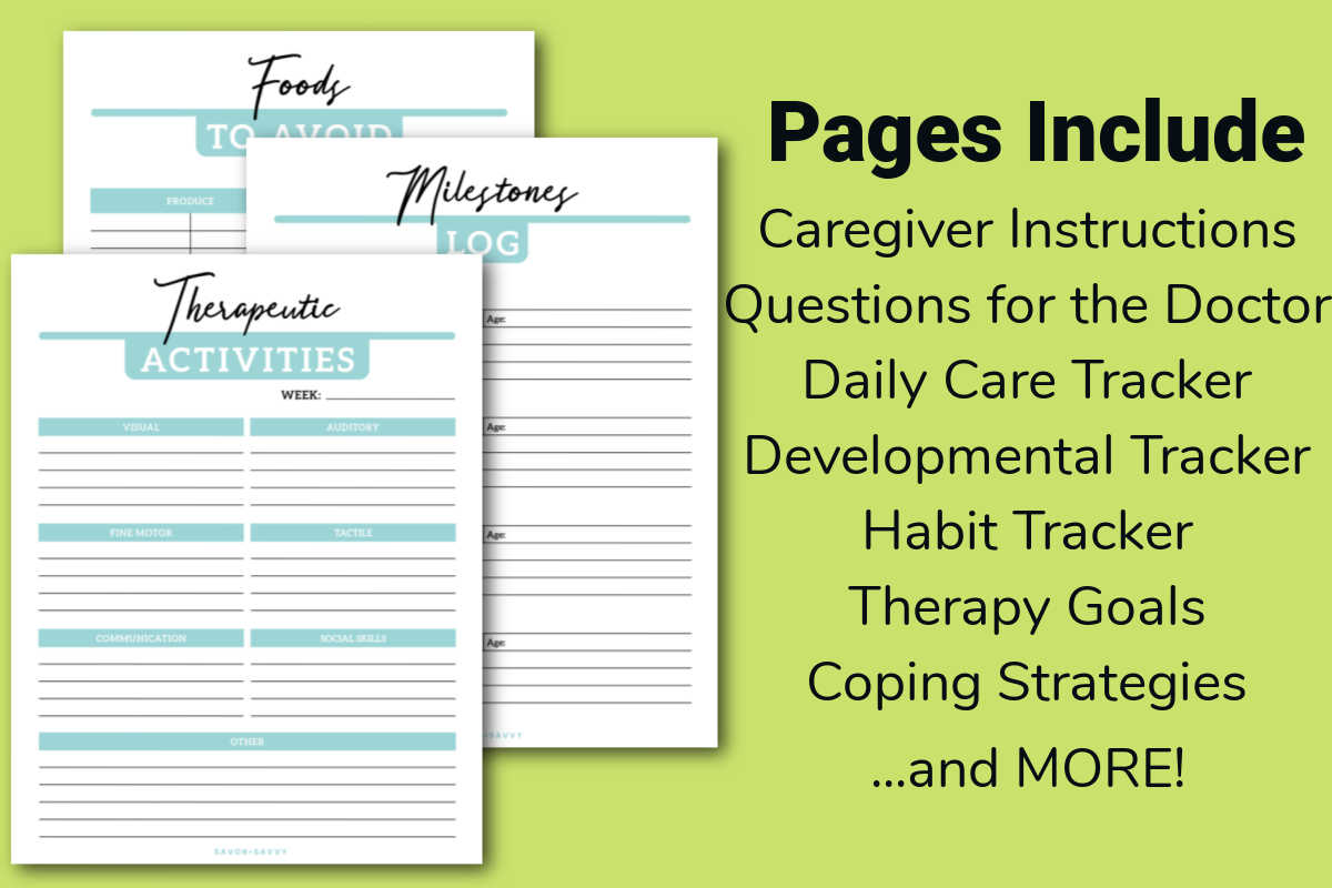 three pages with a list for other targeted and helpful pages.